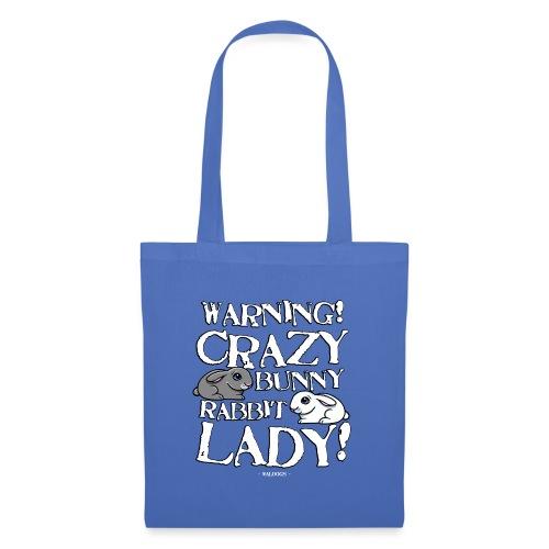 Crazy Bunny Lady - Kangaskassi
