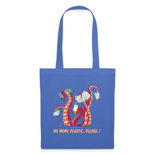 No more plastic ! - Tote Bag