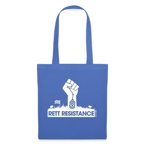 Rett Resistance - Army of Us - Tote Bag