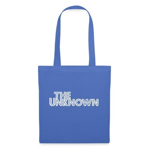 The Unknown Logo white - Mulepose
