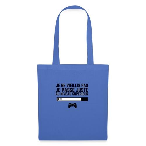 JE NE VIEILLIS PAS - PUNCHLINE - Tote Bag