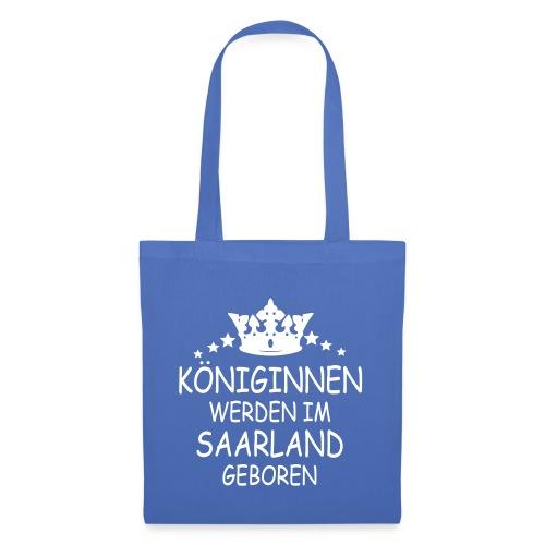 Saarland Königin T-Shirt - Stoffbeutel