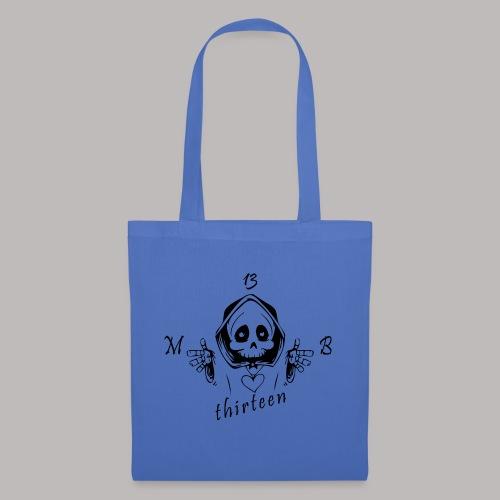 MB13 - Skull - Tote Bag