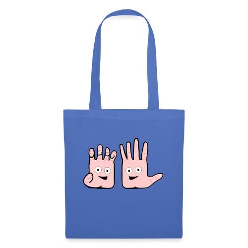 Winky Hands - Tote Bag