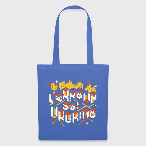 L'erreur est urbaine - Tote Bag