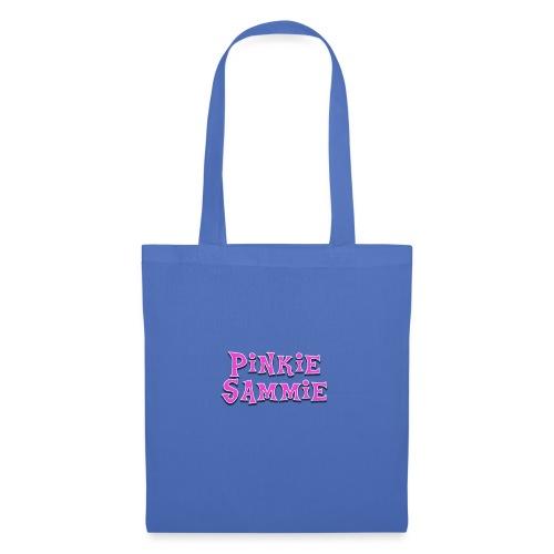 Pinkie Sammie logo - Tote Bag