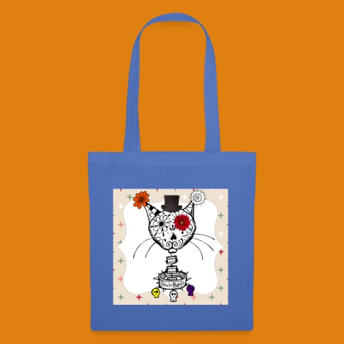 cat color - Tote Bag