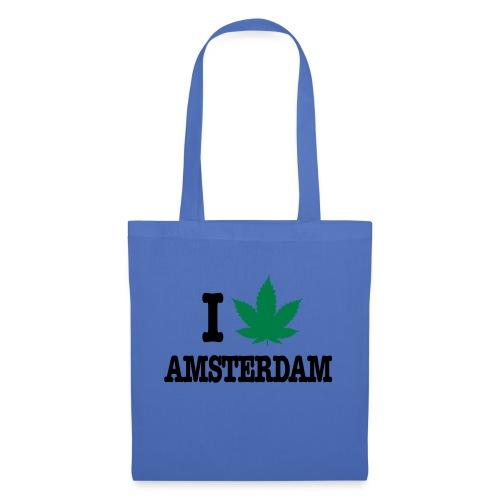 I CANNABIS AMSTERDAM - Stoffbeutel