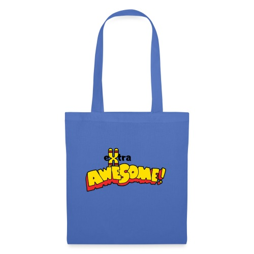 eXtra Awesome Down's Syndrome Tee - Tote Bag