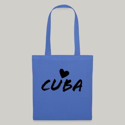 Cuba Herz - Stoffbeutel