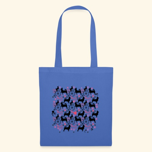 Pattern - Chihuahua Lover - Tote Bag