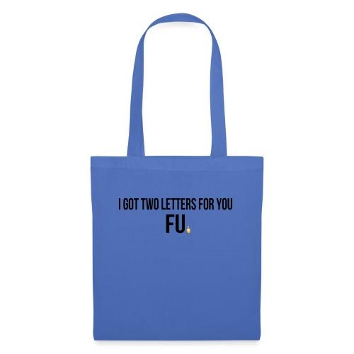 FU - Bolsa de tela