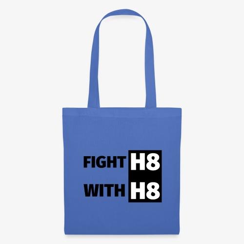FIGHTH8 dark - Tote Bag