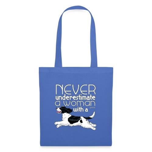 cockerunderestimate8 - Tote Bag