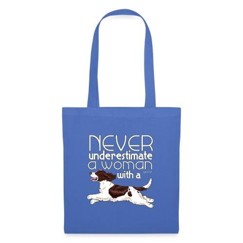 cockerunderestimate9 - Tote Bag