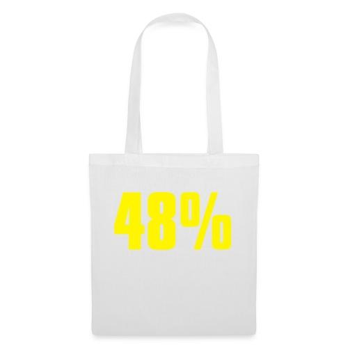 48% - Tote Bag