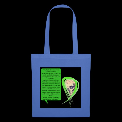 Macbeth Mental health awareness - Tote Bag