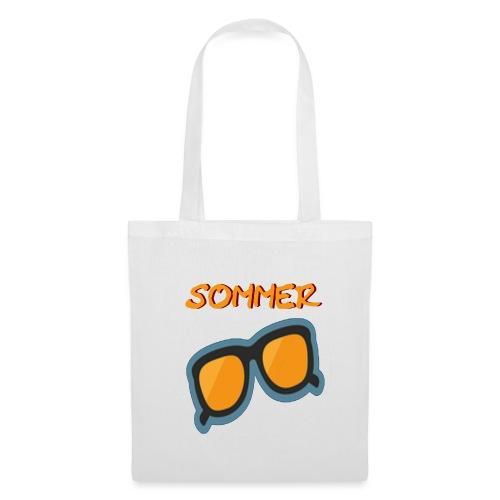 Sommer Sonnenbrille - Stoffbeutel