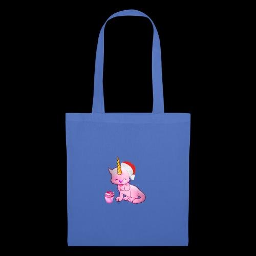 Licorne père noël - Tote Bag