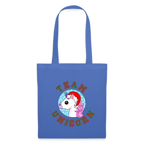 Team Unicorn Christmas - Tote Bag