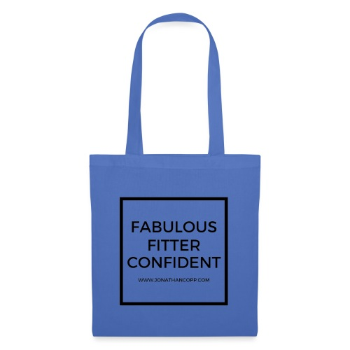 Fabulous Fitter Confident #2 - Tote Bag