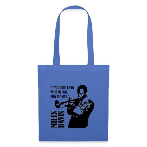 Miles Davis - Tote Bag