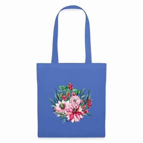 Fleurs Tropicales - Tote Bag