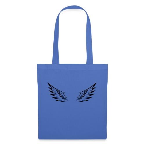 Flügel - Stoffbeutel