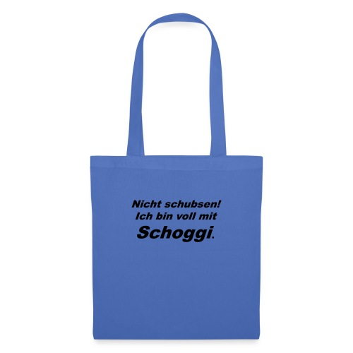 Schoggi - Stoffbeutel