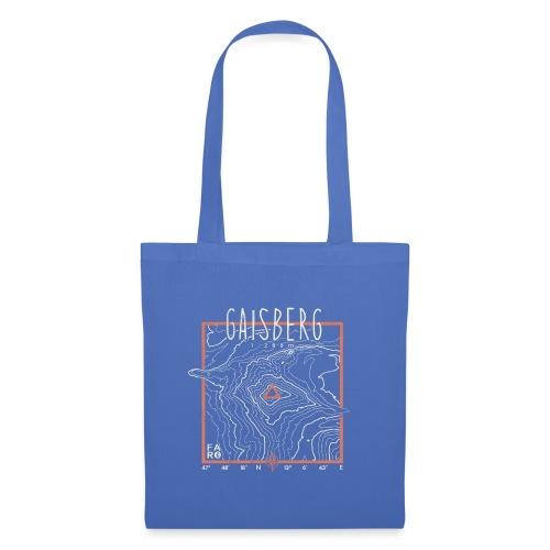 Gaisberg Countour Lines - Tote Bag