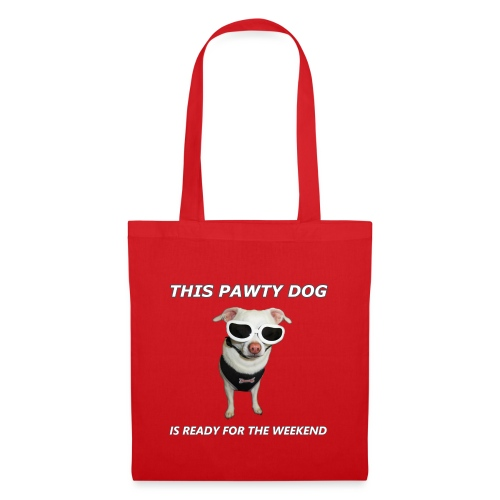 Pawty Dog - Tote Bag