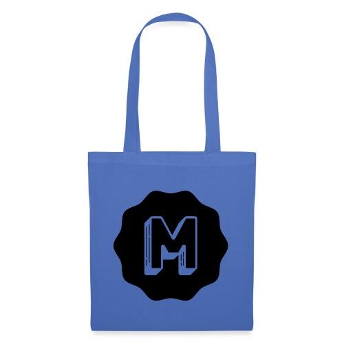 Messiosen symbol sort - Stoffveske