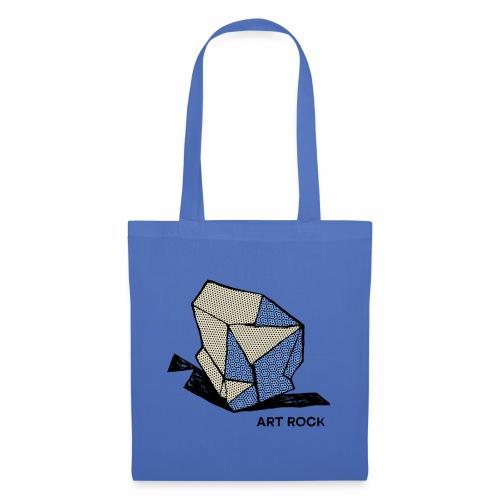 ART ROCK No 1 colour - Tas van stof