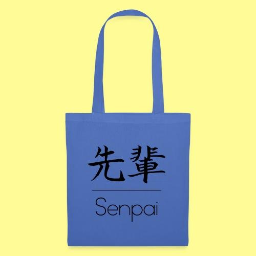 Senpai 先輩 - Borsa di stoffa