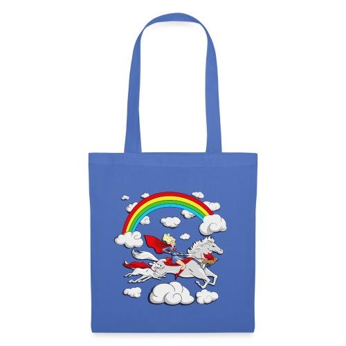Regenbogen Design für Tasche - Stoffbeutel