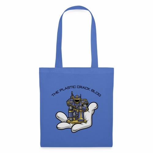 Plastic Crack Blog - Tote Bag