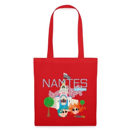 Dousig Nantes en Bretagne - Tote Bag