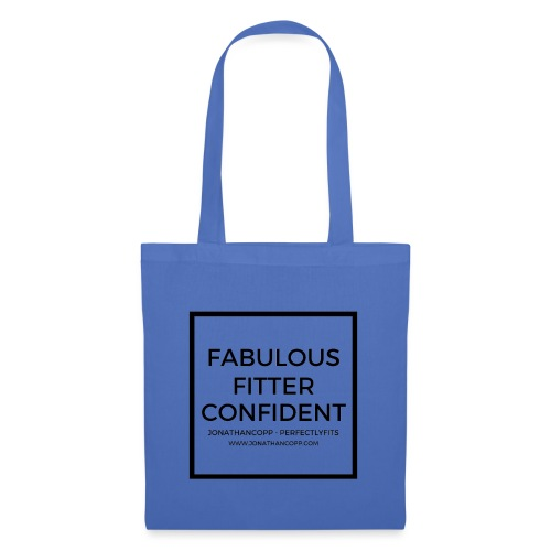 Fabulous Fitter Confident #1 - Tote Bag