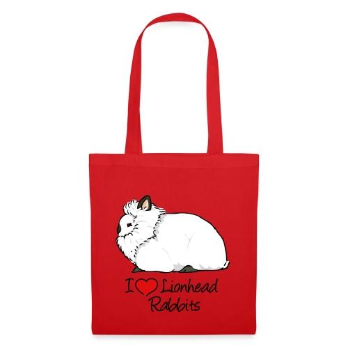 Lionhead 2 - Tote Bag