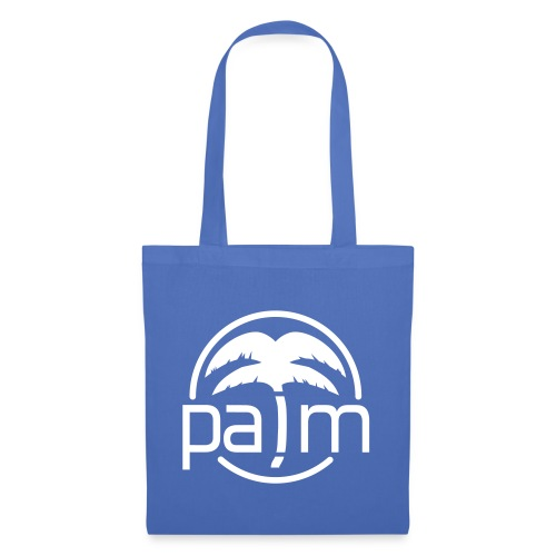 palm_logo_white - Tote Bag