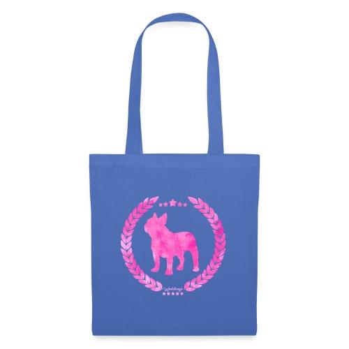 French Bulldog Army Pink - Tote Bag