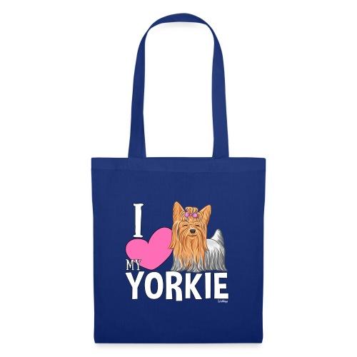 I love my Yorkie - Kangaskassi