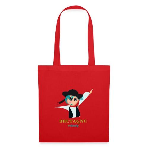 DOUSIG BIHAN - Tote Bag