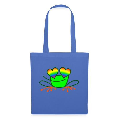 Pride Frog in Love - Tote Bag