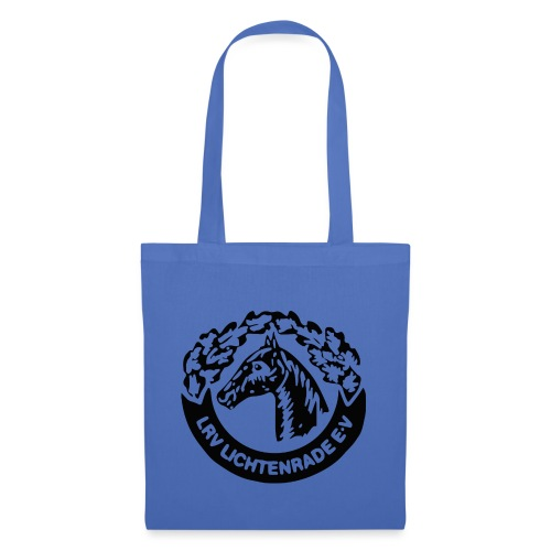 horse_logo_bag - Stoffbeutel