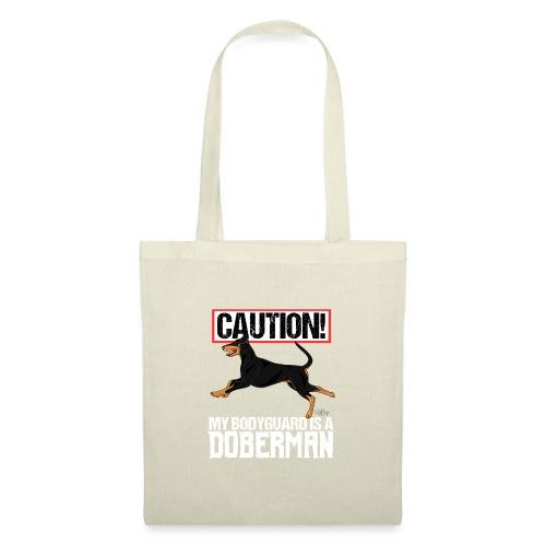 doberguard4 - Tote Bag