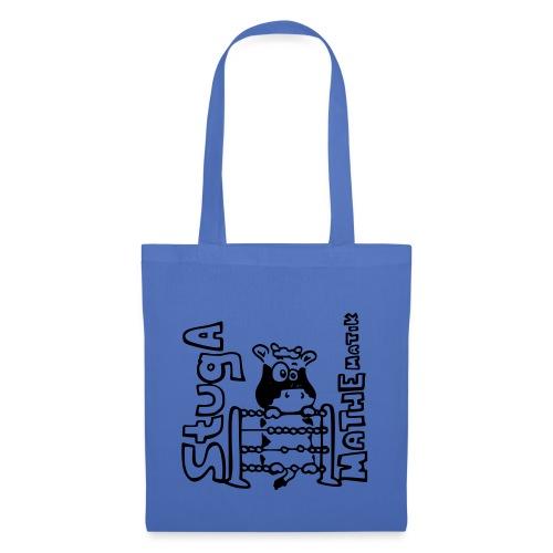 StugA Mathe Logo - Stoffbeutel