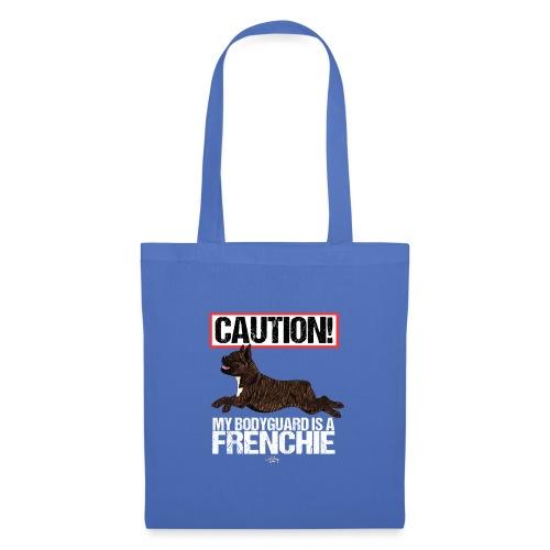 frenchbodyguard2 - Tote Bag