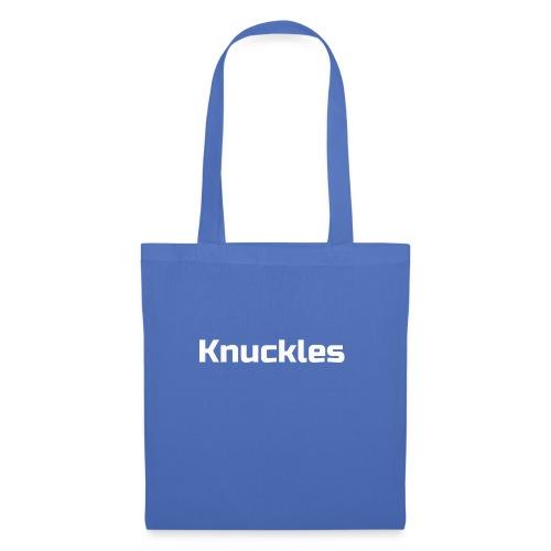 Knuckles - Tote Bag