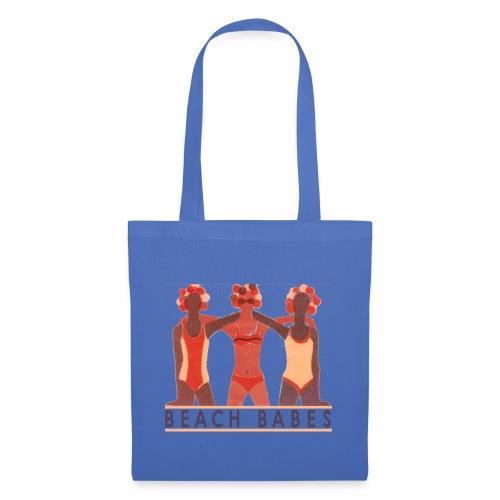 BEACH BABES - TEEEZ MADE - Tote Bag